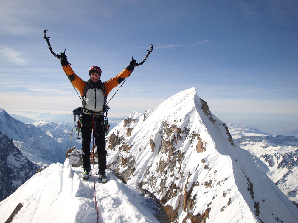 Alpinismo - Rèmy Maquignaz
