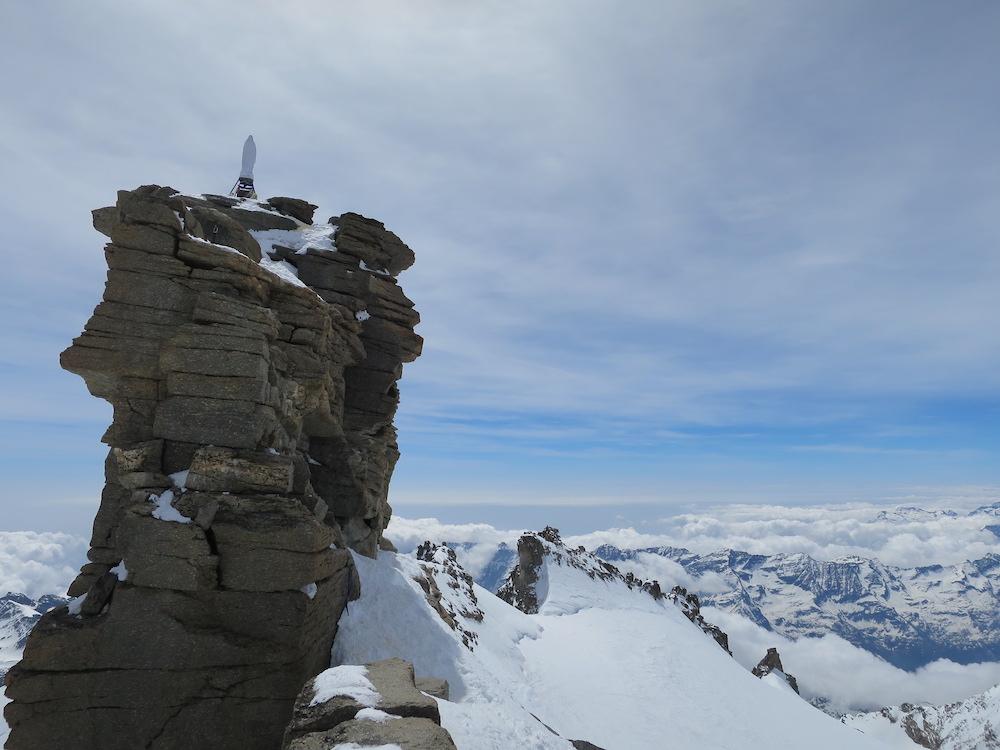 Gran Paradiso guide alpine Cogne