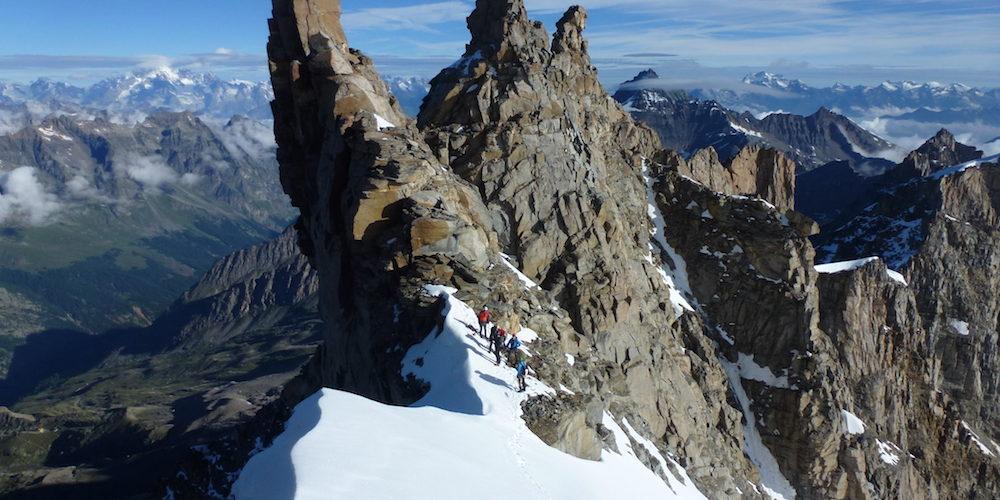 Alpinismo - Alberto Silvestri