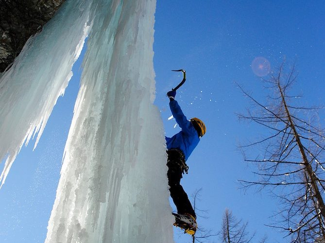 Cascata di ghiaccio - Marco Farina