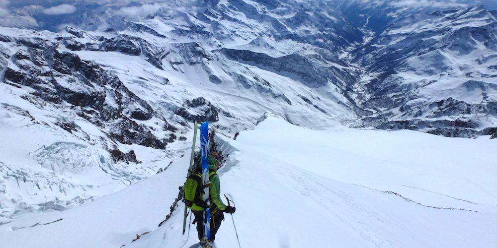 Sci Alpinismo 2- Alberto Silvestri