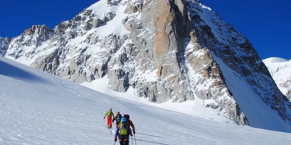 Sci alpinismo 1 - Alessandro Ceccon
