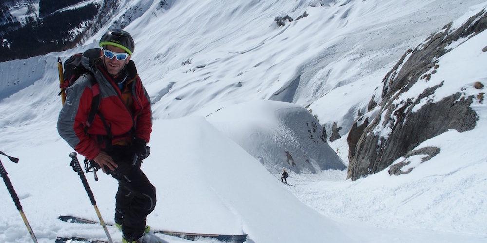 Sci alpinismo - Alessandro Ceccon