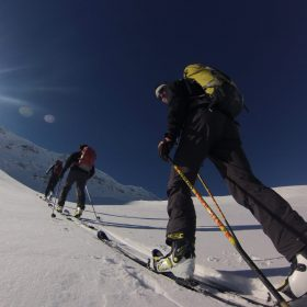 Sci alpinismo - Guide Alpine Cogne Gran Paradiso