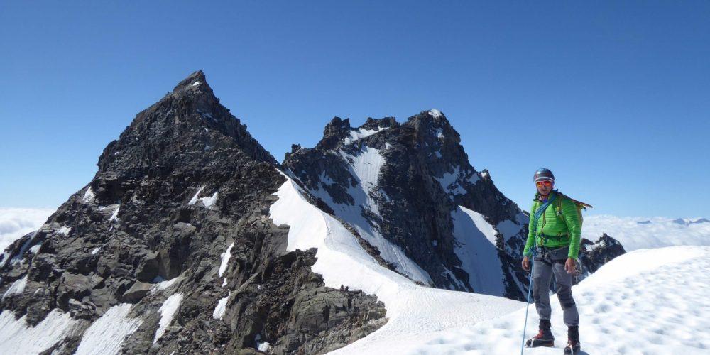 Jacopo Glarey alpinismo